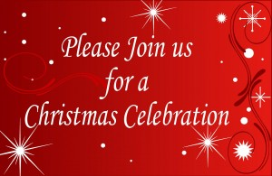 christmas invitation 5